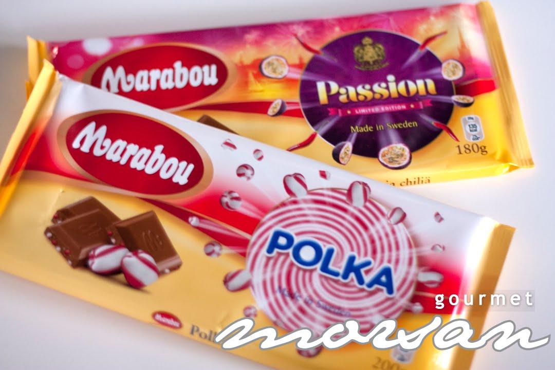 nya marabou choklad